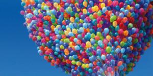 Addobbi con palloncini